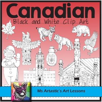 Canadian Clip Art