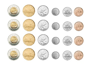 Canadian Coin Currency