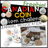 Canadian Coin Learning Provocation FREEBIE!