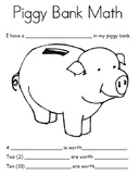 Canadian Coin Math Worksheets