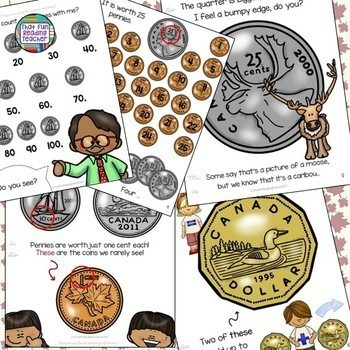 Canadian Coins - Canadian Money | Distance Learning