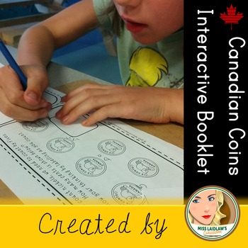 Canadian Coins Interactive Booklet