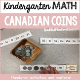 Canadian Coins - Learning Through Play