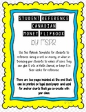 Canadian Coins Reference Flipbook {Teaching Money in Prima