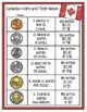 Canadian Coins and Their Values: bulletin board/classroom display set