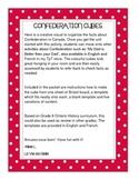 La Cube de Confédération / Confederation Cubes
