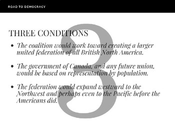Canadian Confederation