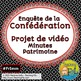 Canadian Confederation Video Project/Projet de vidéo (Bilingual Version)