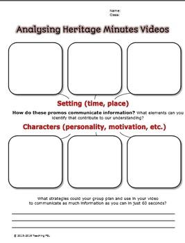 Canadian Confederation Video Project/Projet de vidéo (Bilingual Version)