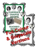 Canadian Confederation and Beyond Lapbook