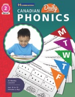Canadian Daily Phonics Gr. 2