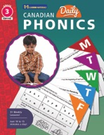 Canadian Daily Phonics Gr. 3
