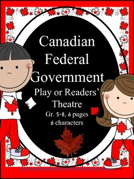 Canadian Federal Government Play or Readers' Theatre for S