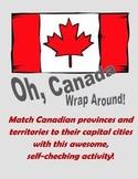 Canadian Capitals Wrap Around
