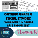 Canadian Grade 6 Social Studies Mega Unit