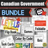 Canadian Government Bundle