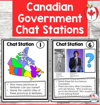 Canadian Government Chat Stations