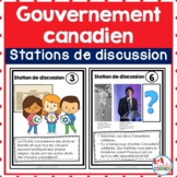Canadian Government Chat Stations - FRENCH Version
