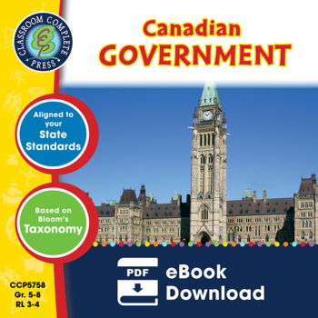 Canadian Government Gr. 5-8