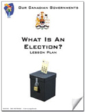 Canadian Government Lessons: What is an Election?