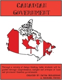 Canadian Government - Local and Provincial