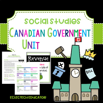 Canadian Government - Unit Plan