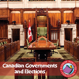 Canadian Governments and Elections Gr. 5-8