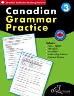 Canadian Grammar Practice Gr3