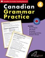 Canadian Grammar Practice Gr4