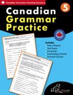 Canadian Grammar Practice Gr5
