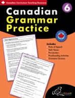 Canadian Grammar Practice Gr6