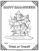 Canadian Halloween Math & Literacy Activity Pack (No Prep!)
