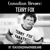 Canadian Heroes: Terry Fox Activity Packet