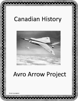 Canadian History (Cold War) Avro Arrow Project