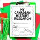 Canadian History Bundle