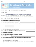 Canadian History & Citizenship: Northwest Territories – Webquest