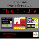 Canadian History: Confederation Bundle