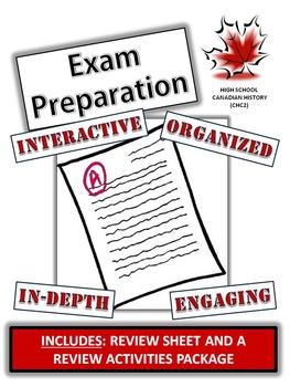 Canadian History Exam (1914-Present)