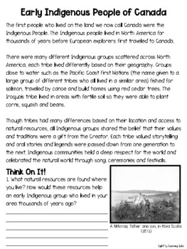 Canadian History Mega Bundle