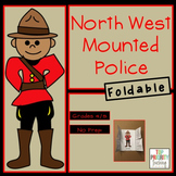Canadian History: North West Mounted Police Foldable