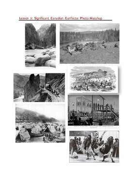Canadian History: Regional, National and Global Conflicts 1850-1914