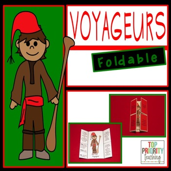 Canadian History: Voyageurs