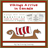 Canadian History: Vikings Arrive in Canada (Leif Erikson in Newfoundland)