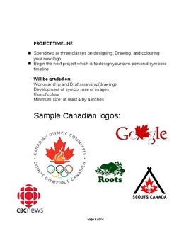 Canadian Identity Logo Design