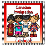 Canadian Immigration and Multiculturalism Lapbook (BC Aligned)
