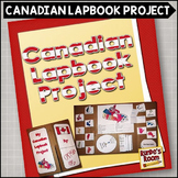 Canada's Provinces and Territories Lapbook
