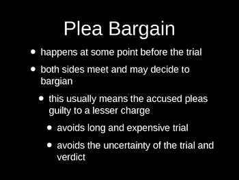 Canadian Law: The Pretrial Process