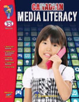 Canadian Media Literacy Grades 2-3 (Enhanced eBook)