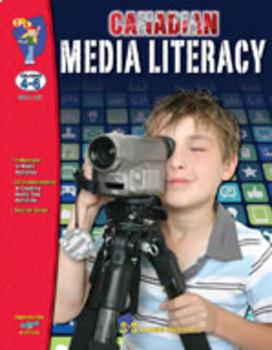 Canadian Media Literacy Grades 4-6 (Enhanced eBook)