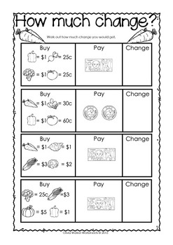 canadian money worksheets printables kindergarten grade one grade two. Black Bedroom Furniture Sets. Home Design Ideas